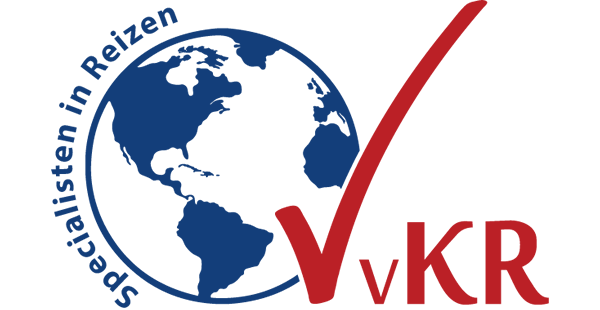 Wij zijn aangesloten bij het Garantiefonds Vereniging van Kleinschalige Reisspecialisten